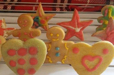 圣诞小饼干