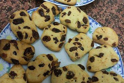 超简易蔓越莓饼干