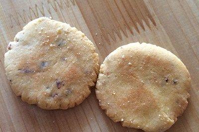 美味酥香红豆小饼干
