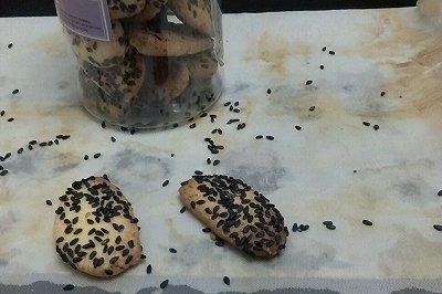 中西合璧小酥饼干