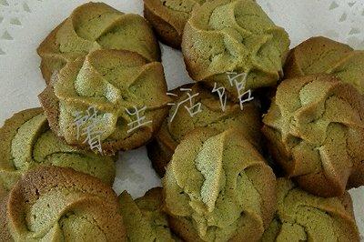 抹茶曲奇饼干