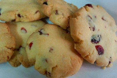 蔓越莓.曲奇饼干