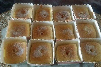 北海道小纸杯蛋糕(超