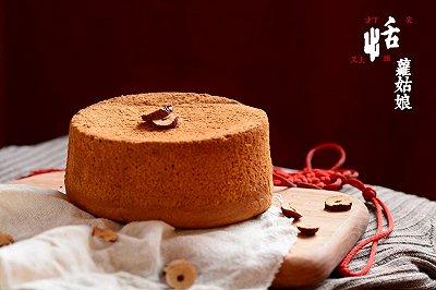 肉桂戚风蛋糕