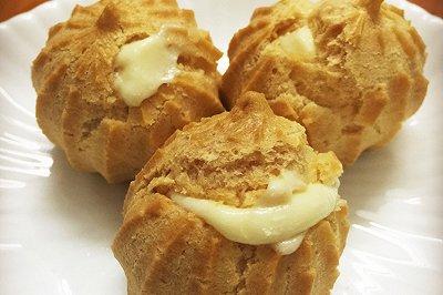 奶油泡芙(幸福的味道
