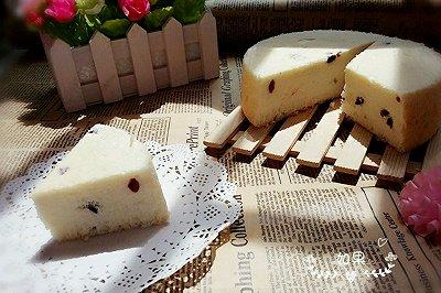 蔓越莓天使蛋糕