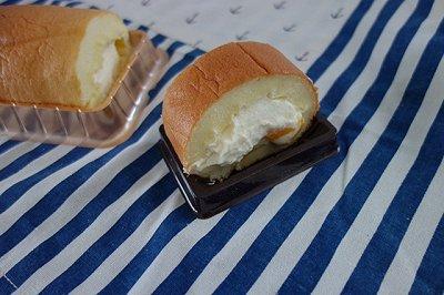 小四奶油芒果蛋糕卷