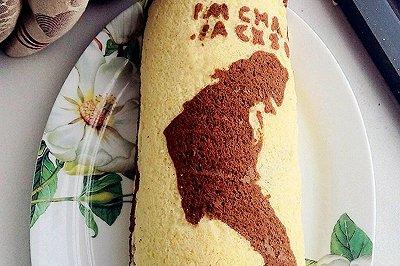 迈克尔杰克逊蛋糕卷