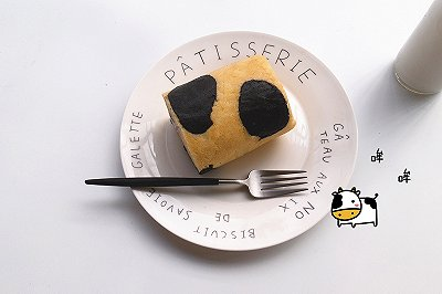 奶牛蛋糕卷