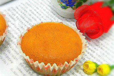 糯米粉纸杯蛋糕