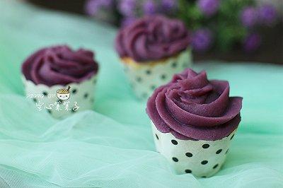 榴莲糯米纸杯蛋糕