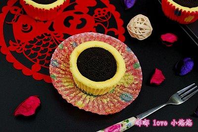奥利奥乳酪杯子蛋糕