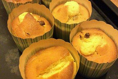 黄油纸杯蛋糕