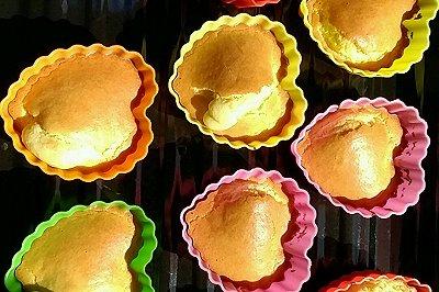 糯米蔓越莓小蛋糕