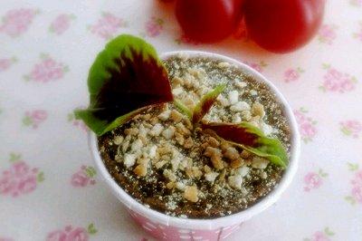 盆栽杯子蛋糕(巧克力
