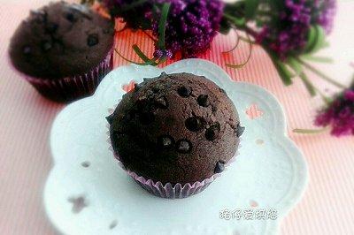 巧克力麦芬蛋糕(超柔