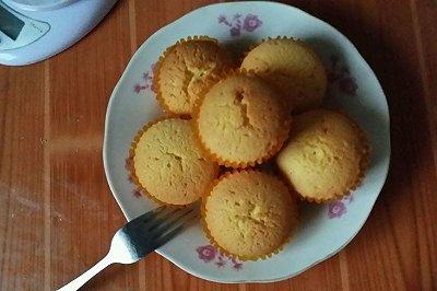 香酥玛芬蛋糕