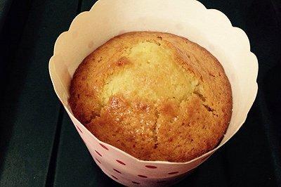 柠檬玛芬蛋糕