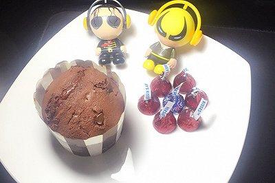 巧克力麦芬蛋糕